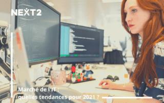 Les tendances du marché de l'it en 2021