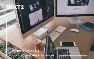 secteurs it qui recrutent des freelances